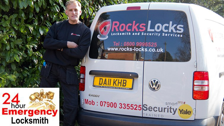 Rocks Locks Emergency Locksmith in Camberley Surrey