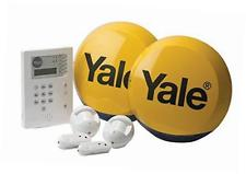 yale home security alarms